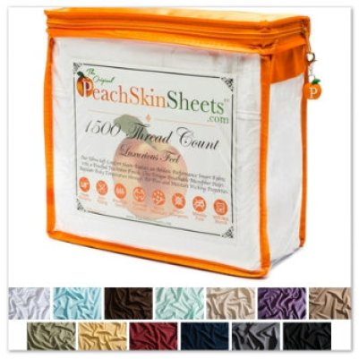PeachSkinSheets Spring & Easter Giveaway! Any Size Or Color Sheet Set!