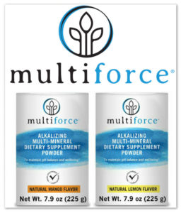 Multiforce Alkalizing Multi-Mineral Dietary Supplement Powder