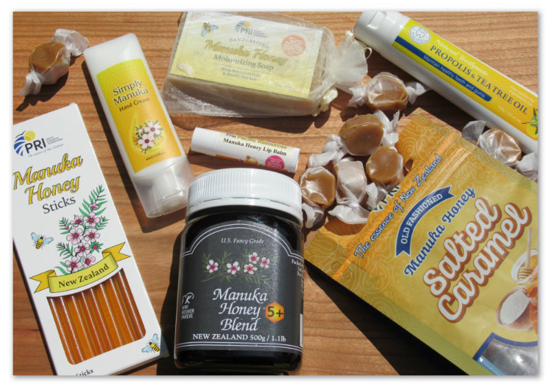 My Savvy Review Of Pacific Resources International (PRI) Manuka Honey products from New Zealand @Shoppri