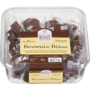 Three Winners Will Receive One Tub Of Individually Wrapped Sugar Bowl Bakery Brownie Bites & Madeleines When This #Fall  #Giveaway Ends 8/31 ~ TRV $120
