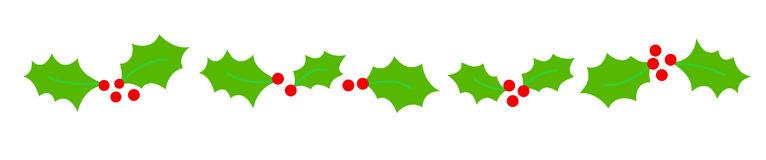 Christmas divider image