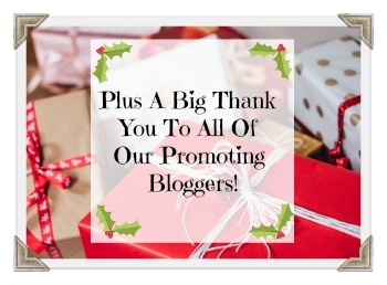 Plus a big thank you to all of our promoting bloggers image