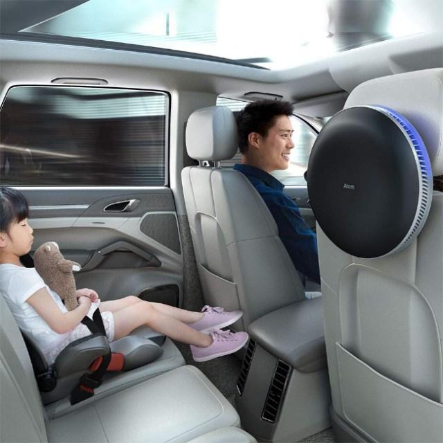IQAir Atem Car Air Purifier image