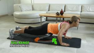 Woman using Fit-Nation Flex Core 8 image 2