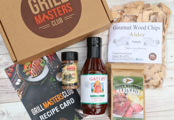 Enter To #Win #DAD a Grill Masters Club Subscription Box When This Father's Day Gift Guide #Giveaway ends 6/09. @SMGurusNetwork @GrillMastersVIP #Contest #Winit #FathersDay #GiftGuide #Gift