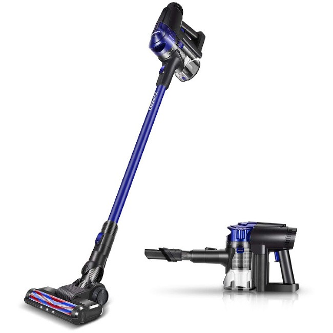 DEENKEE Cordless Stick & Handheld Vacuum Cleaner Giveaway