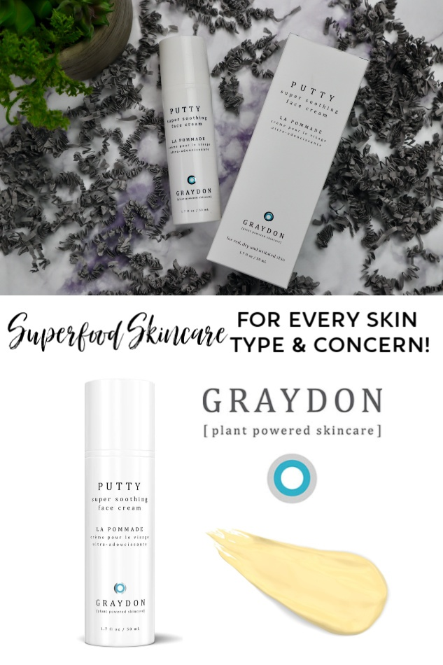 Graydon Skincare Superfood For Your Skin Giveaway ~ Ends 4/2 @GraydonSkincare @SMGurusNetwork #MySillyLittleGang