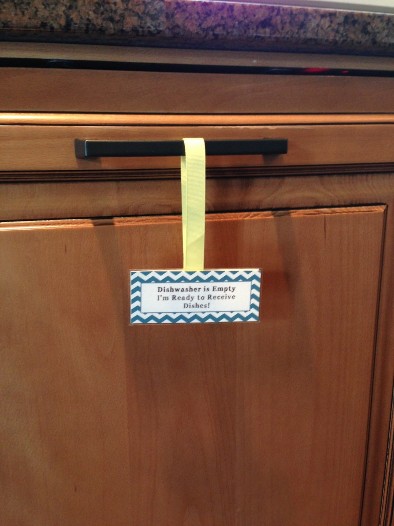 How To Attach Dishwasher To Countertop Simple Solutions: Solving The Dishwasher Dilemna