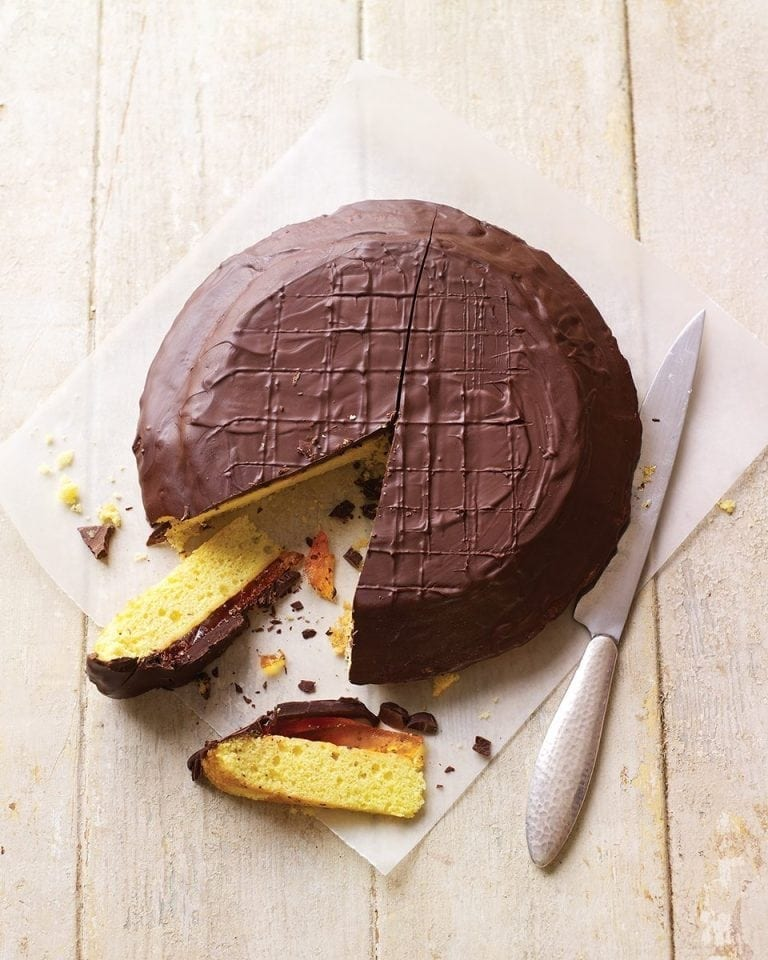 Jaffa Cakes Usa : jaffa, cakes, Giant, Jaffa, Recipe, Delicious., Magazine
