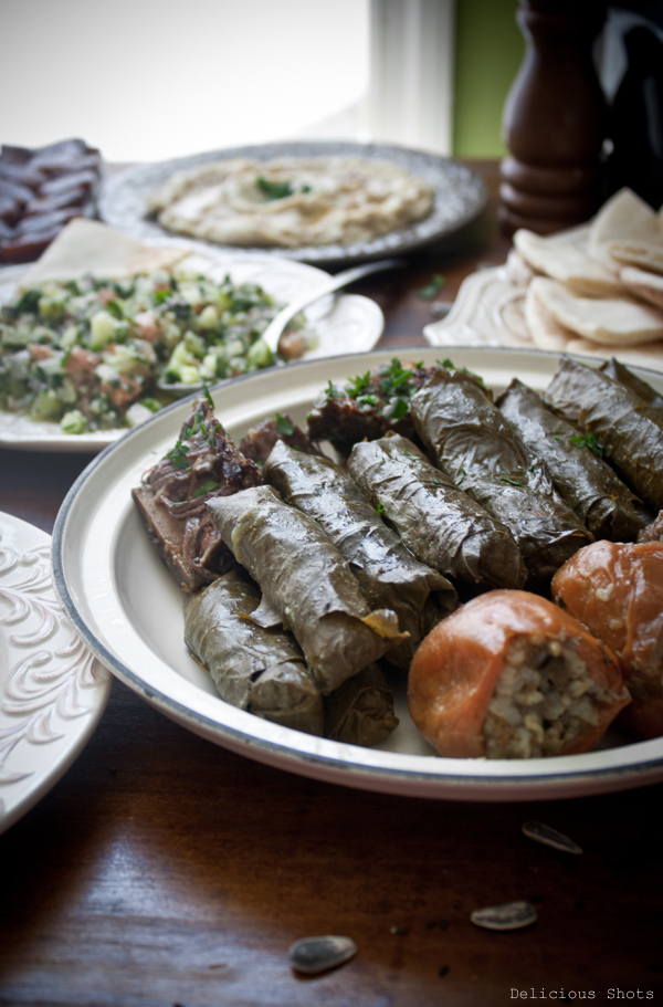 A True Middle Eastern Feast