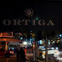 Birthday Dinner at Ortiga, New Farm