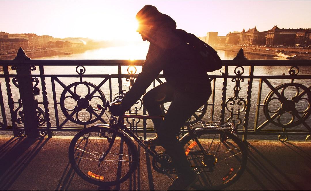 La vie, c'est comme une bicyclette…