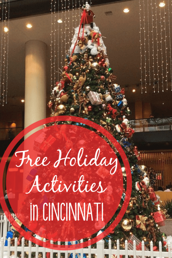 Top 10 Things To Do In Cincinnati During Christmas Time