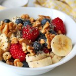 The best part about this Berry Coconut Breakfast Bowl is that you can easily customize it based on what you have on hand!