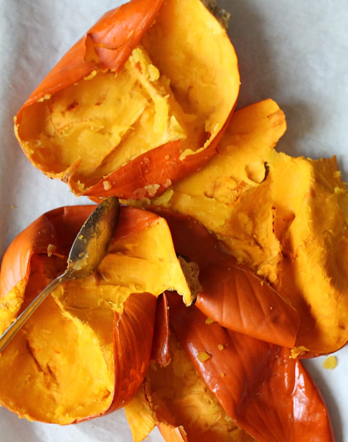 Learning How to Make Homemade Pumpkin Puree isn't hard and it's so much better than the canned puree.