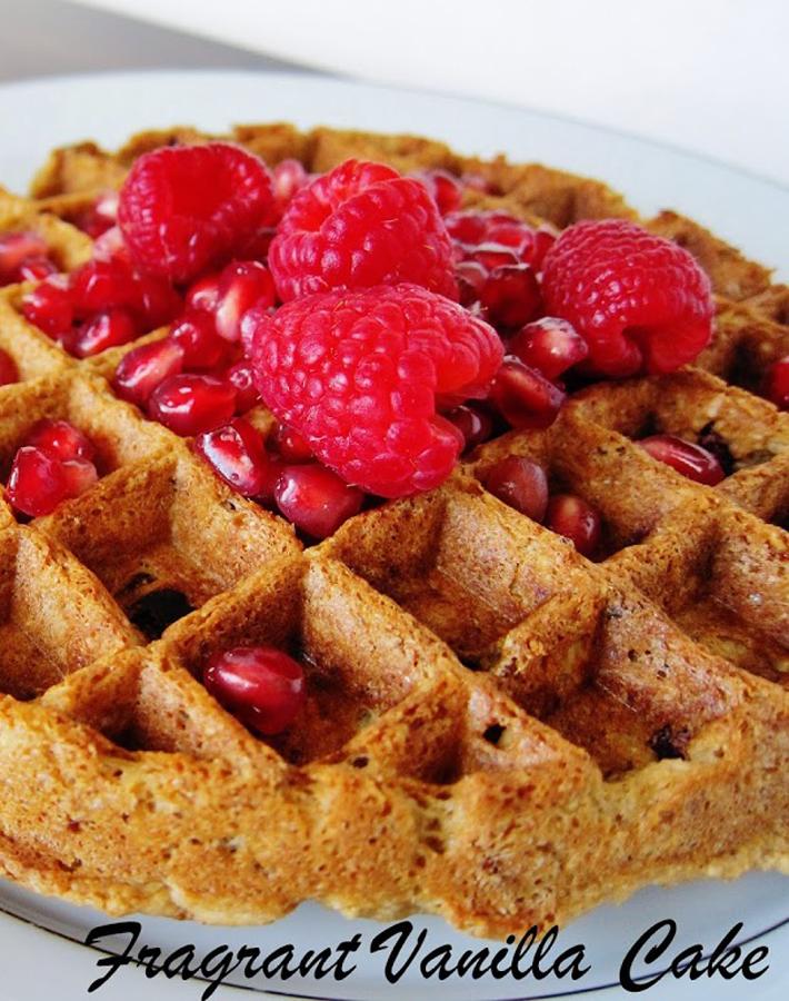 9 Delicious Vegan Gluten Free Waffle Recipes