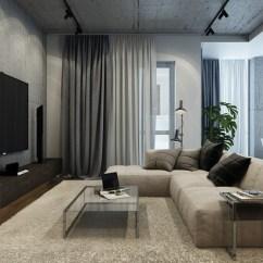 Pictures Modern Living Room Interior Design How To Decorate Long Rectangular 15 Best Ideas Decorating 2016 Grey Decor Scandinavian Inspirations 4