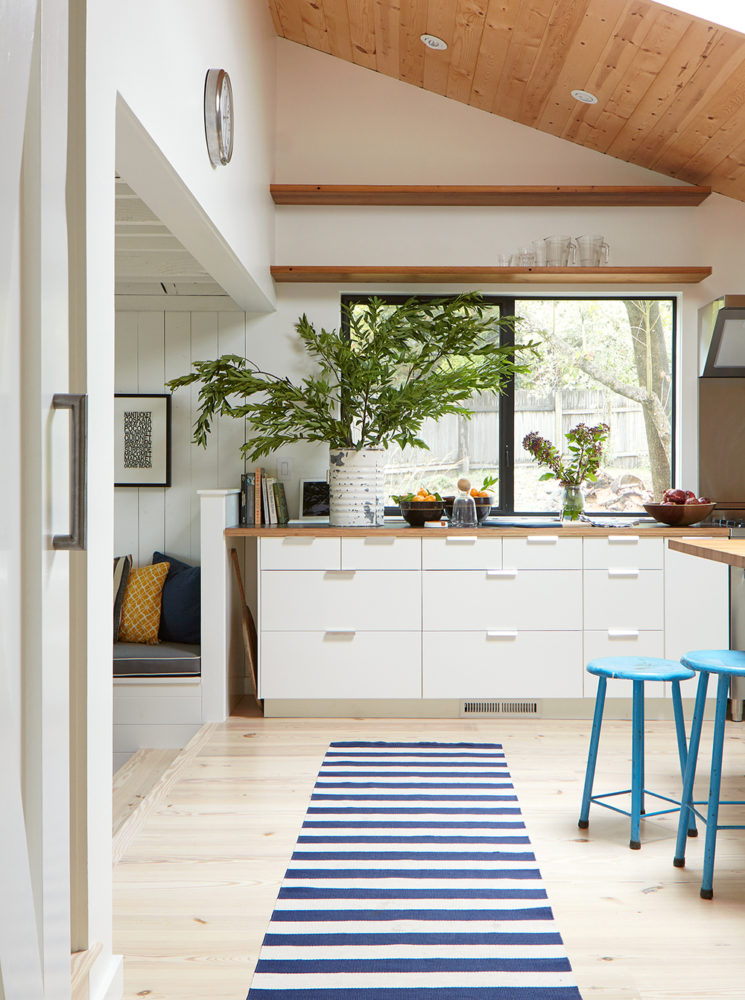 Home of the week: modern farmhouse with a mid