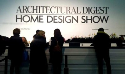ARCHITECTURAL DIGEST HOME DESIGN SHOW 2015 IT'S ALMOST HERE