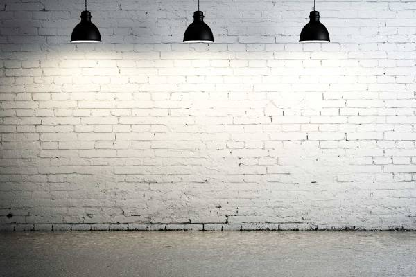 Blank Walls Inspiration & Ideas Delightfull Unique Lamps