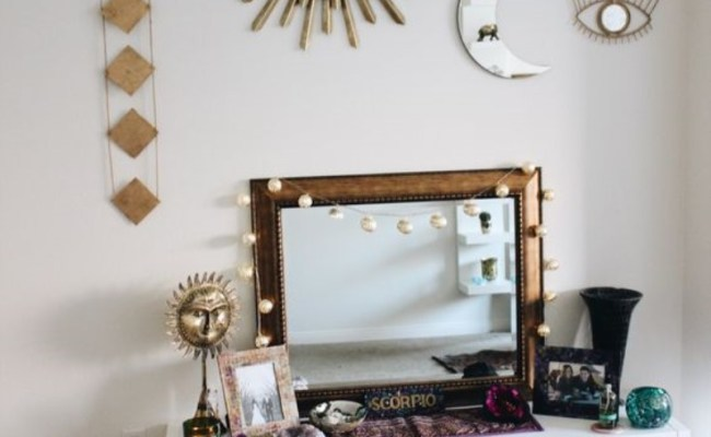 What Is Hot On Pinterest 5 Top Boho Bedroom Décor