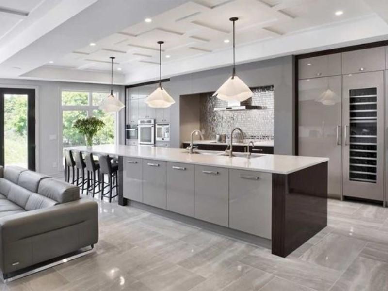 Modern Kitchen Decor Pinterest Novocom Top
