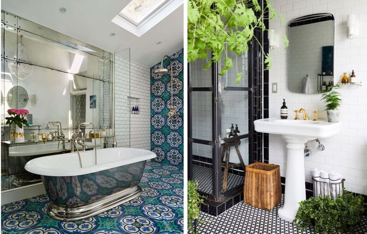 How To Design The Perfect Spanish Bathroom Incorporating Delightfull