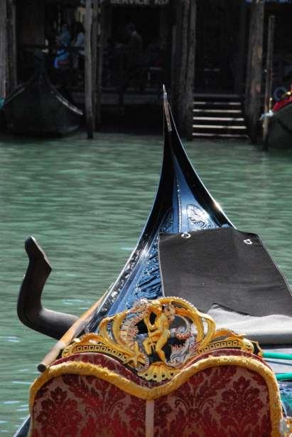Gondola con Amorino