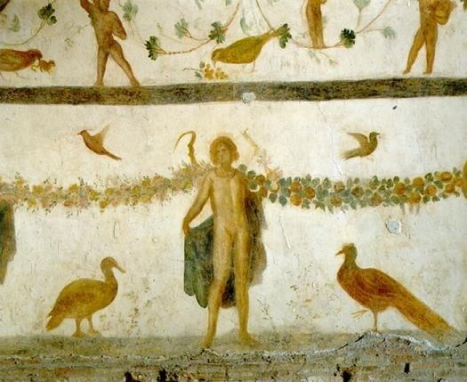 Underground Rome Tour_case-romane del celio-sala-dei-geni