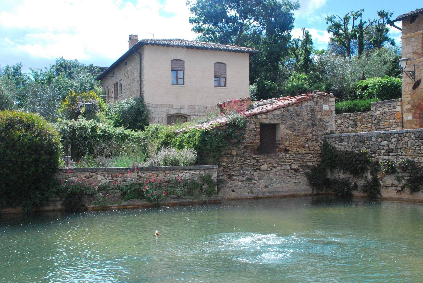 Pienza sant 39 antimo bagno vignoni val d 39 orcia one day itinerary - Osteria del leone bagno vignoni si ...