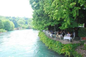 Garda lake in 1 day - Borghetto Sul Mincio - Restaurant Antica Locanda