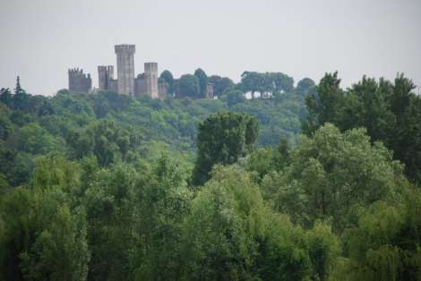 Valeggio sul Mincio - castle