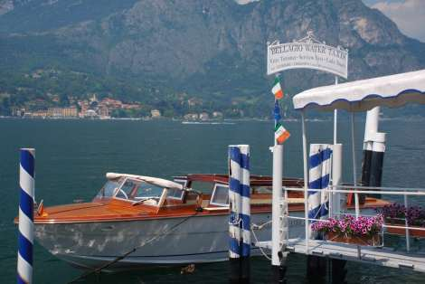 Bellagio_Water Taxi
