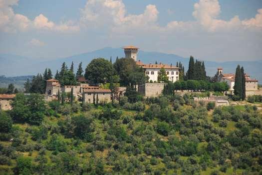 Chianti itinerary - Castello di Verazzano
