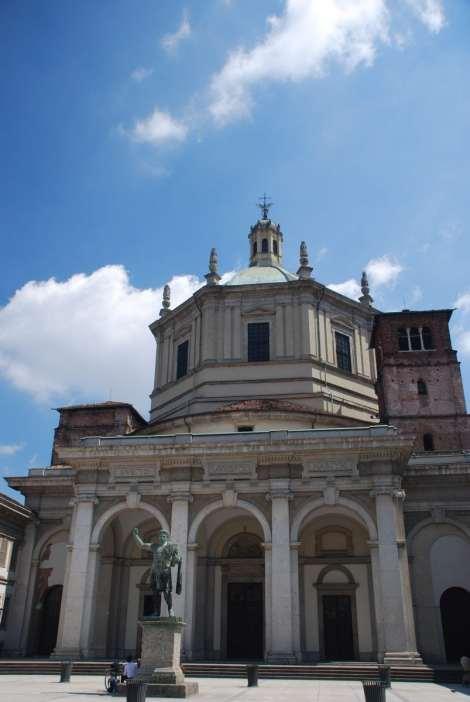 Milan - San Lorenzo