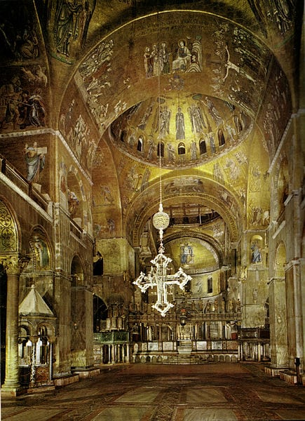 Venezia - San Marco- Mosaics