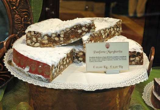 Florence typical food: Panforte
