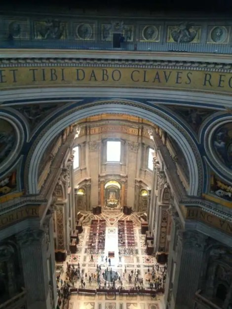 St Peters insight from cupola_3