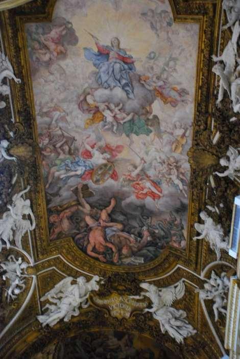 Visit Rome_Santa Maria della Vittoria4