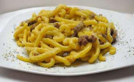 Bologna Food Guide_Gramigna con Salsiccia