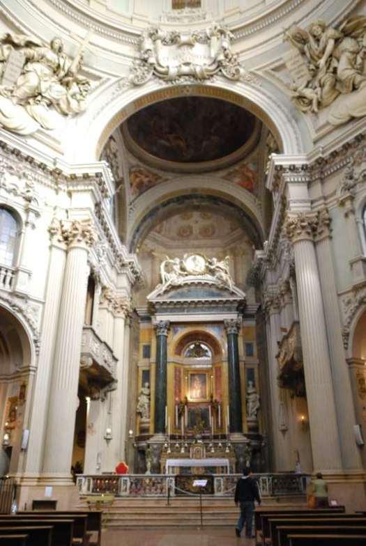 One day in Bologna - Santa Maria della pace