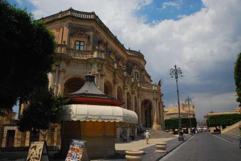 Noto Sicily_Corso Vittorio Emanuele