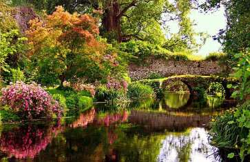 Most romantic places in Italy - Ninfa