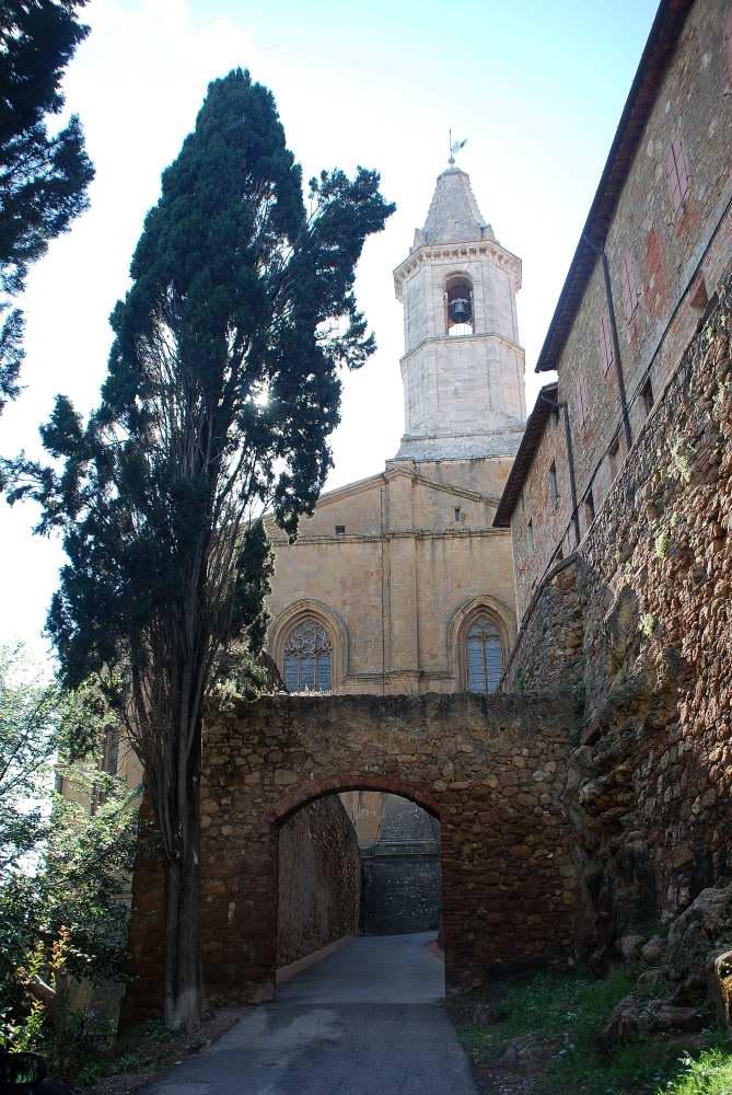 Italy most romantic places - Pienza