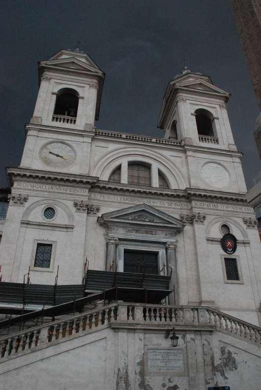 Trinità dei Monti church