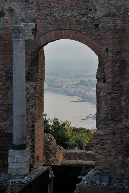 Taormina in one day -