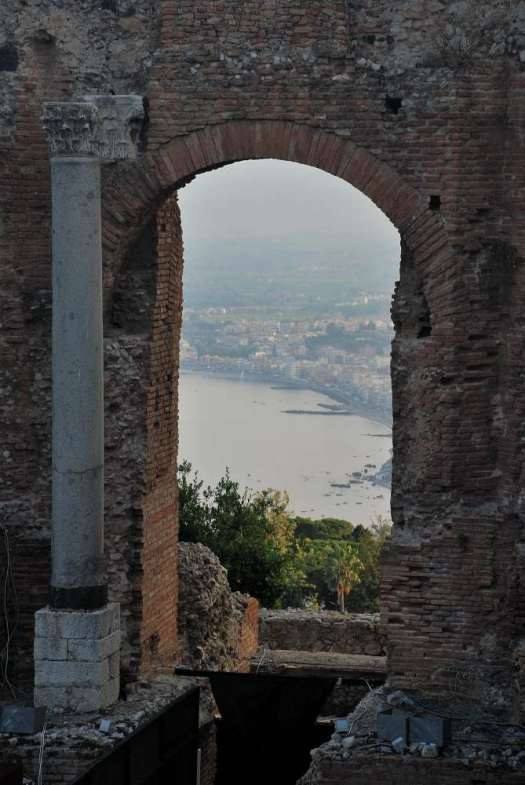 Taormina in one day -