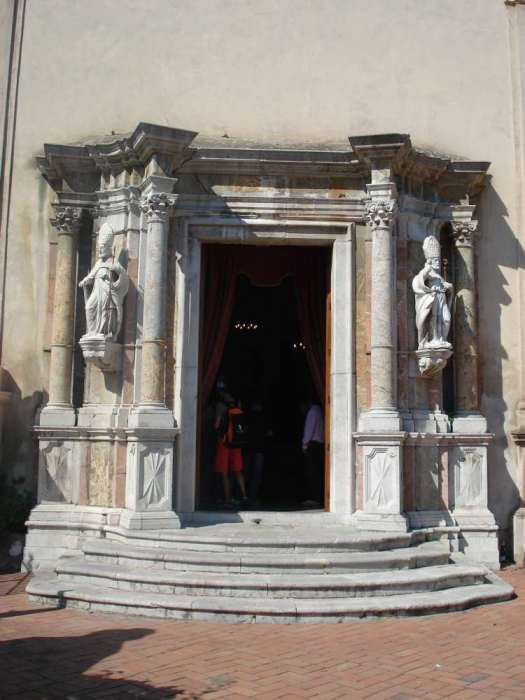 Taormina in one day - san_Pancrazio