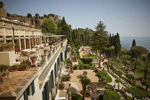 Taormina in one day - Grand Hotel Timeo