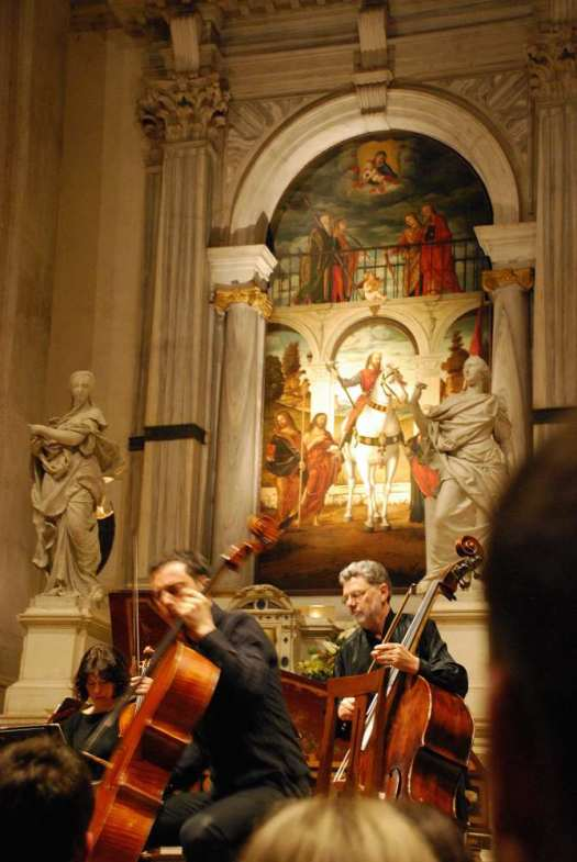 Top things to do in Venice - attend a Vivaldi night concert